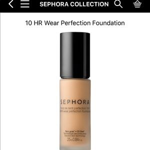 Sephora 10 HR Foundation